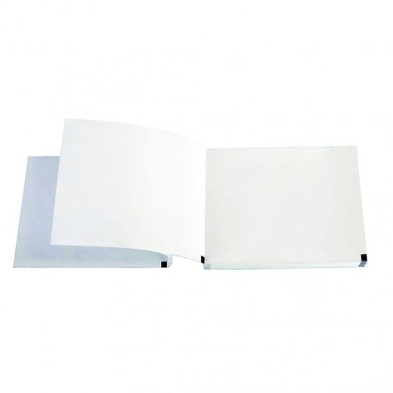 Papier 110 mm en z , la liasse pour ECG Cardimax FX 7202 3/6 pistes
