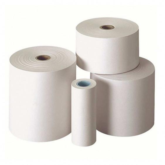 Rouleau papier pour imprimante - Boîtier Datalogger