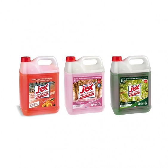 Nettoyant Jex professionnel express - 3 parfums
