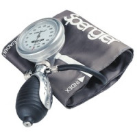 Tensiomètre Lian métal -  Adulte brassard nylon gris