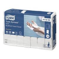Essuie-mains Tork XPress plus   Confort - XPress Plus colis de 2856 essuie-mains