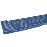 Sangle Velcro extensible - Sangle Velcro extensible bleu 8 X 40 cm