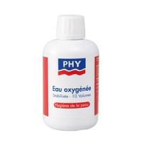 Flacon d'eau oxygénée- 250 ml stabilisée 10 volumes