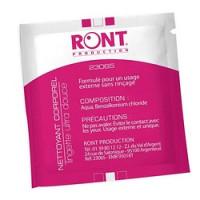 Boite de 250 lingettes de nettoyant corporel RONT