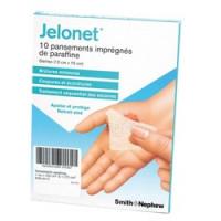 Pansement gras stérile Jelonet - 10 x 10cm