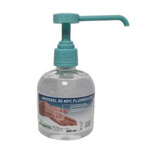 Aniosgel 85 NPC phosphorescent - Gel désinfectant pour Boiteacoucou