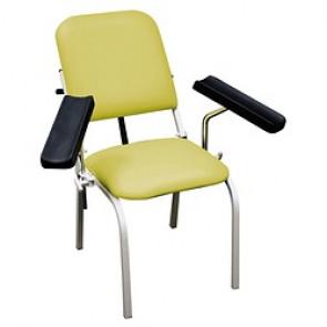 Chaise de prélèvement Nina avec appui-tête