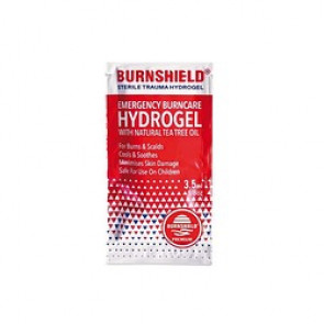 Hydrogel anti-brûlures Burnshield - lot de 50 sachets de gel 3.5g
