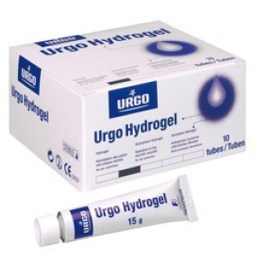 Hydrogel anti-brûlures Urgo 10 x 15gr