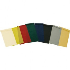 Bandes d'exercice latex - Lot de 5 bandes 2,50 m