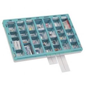 Plateau de piluliers journaliers Modulo