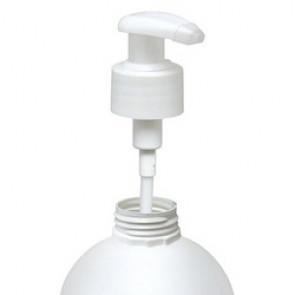 Pompe pour flacon 1 litre de crème de massage Premium longue glisse