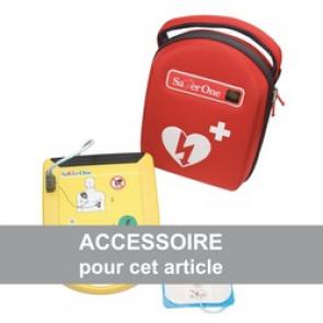 Paire d'électrodes enfants Saver One