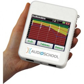 Audiomètre Audioschool