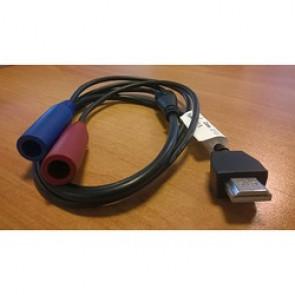 Neurotech Vital - Câble de rechange de connexion pour électrode