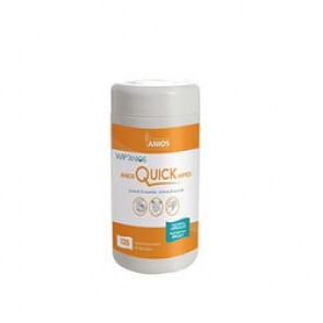 Lingettes Quick Wipes Anios - action rapide en 30 secondes
