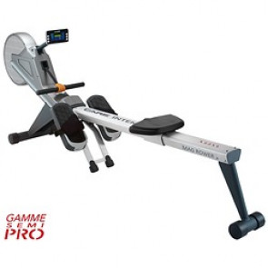 Rameur à tirage central MAG ROWER-CARE