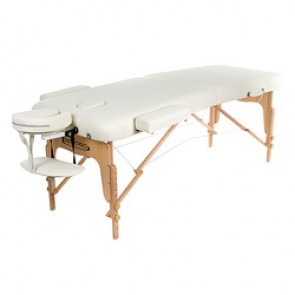 TABLE DE MASSAGE PLIANTE VIP 2 CREME