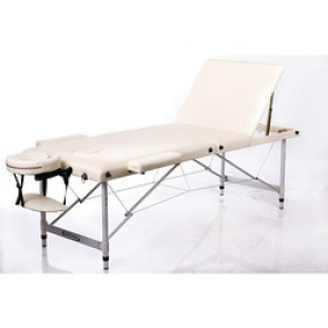 TABLE DE MASSAGE PLIANTE ALU 3 RESTPRO