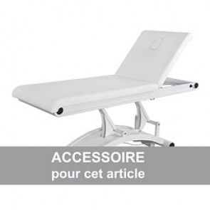 Option pour table de Massage Malaga - Commande à main