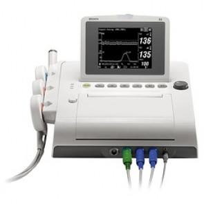 Moniteur foetal / Cardiotocographe EDAN F2 - Gémellaire avec Calcul de la VCT