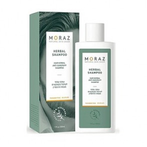 Shampoing aux herbes antipelliculaire