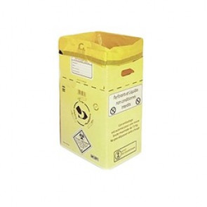 Carton pour déchets Dasri - 12 litres