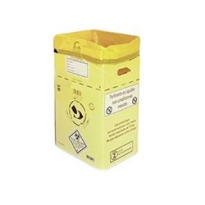 Carton pour déchets Dasri - 50 litres