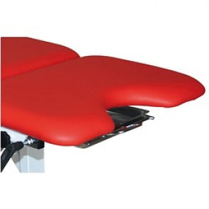 Echancrure sur assise divan 3 plans
