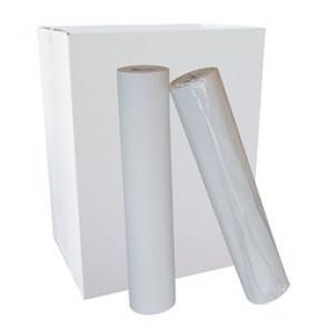 Drap d'examen gaufré blanc 40 x 35cm - 9 rouleaux