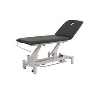 Table de massage Torac 2 plans déclive avec roulettes