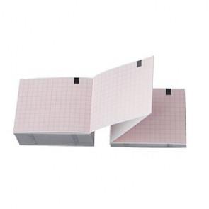 Papier ECG - 10 Liasses de 400 feuilles de 63 mm x 75 mm