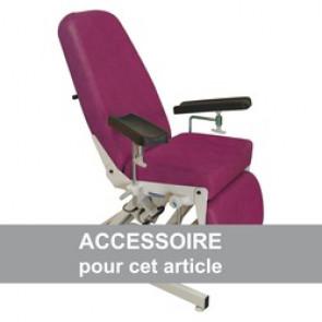 Fauteuil mixte - Étriers longs pour fauteuil