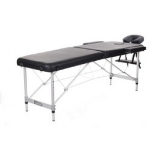 Table de massage pliante légère en aluminium