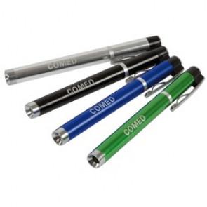 Lampe stylo MINIPEN + porte abaisse langue adulte + 5 abaisses langue en bois