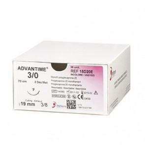 Fils de sutures violet Advantime - Peters Surgical