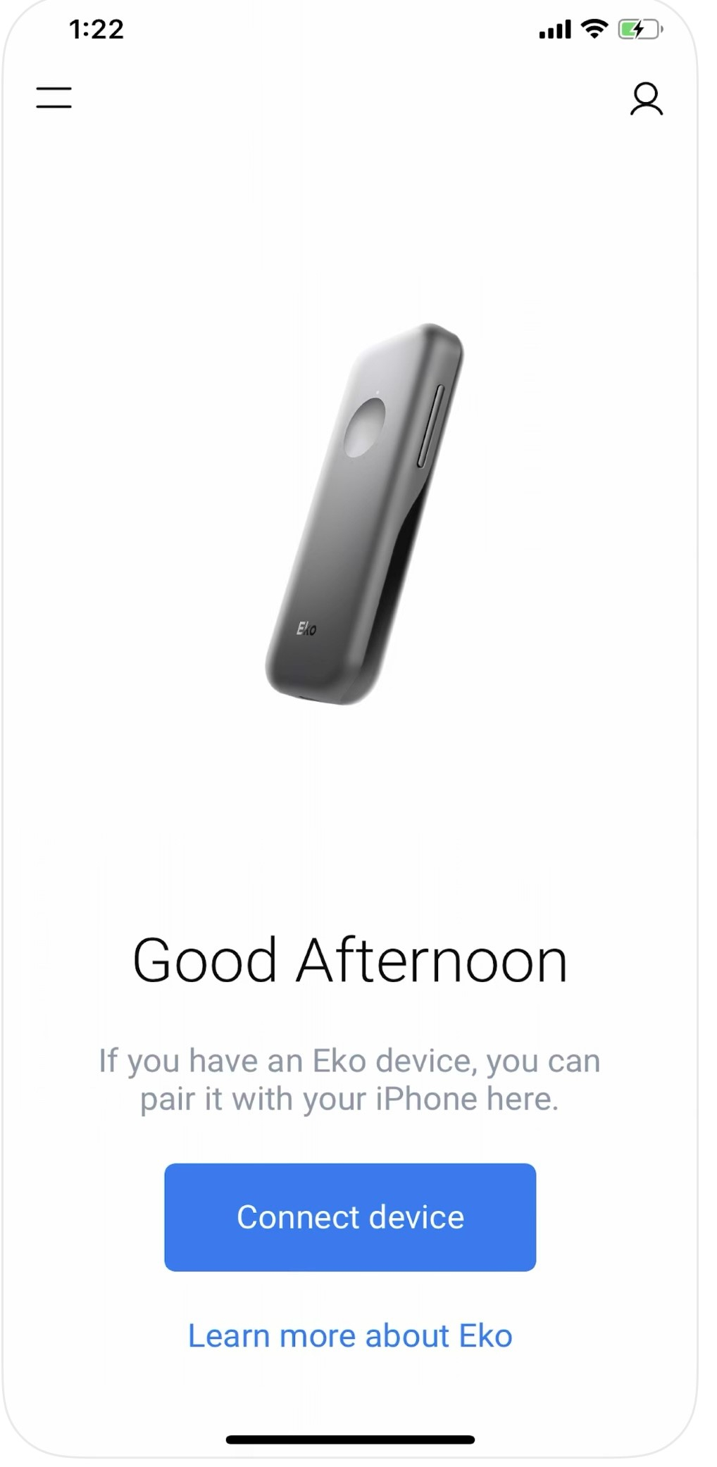 Eko stéthoscope littmann numérique Core digital  application